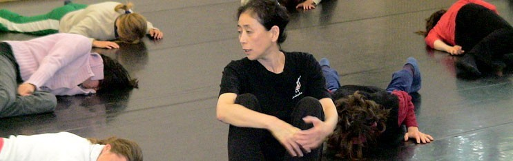 Delicious Movement Workshop at Japan Society