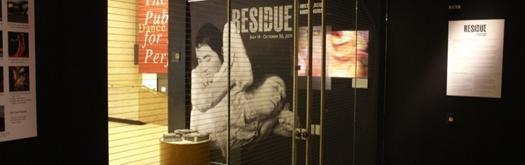 <i>Residue</i> at the New York Public Library for the Performing Arts