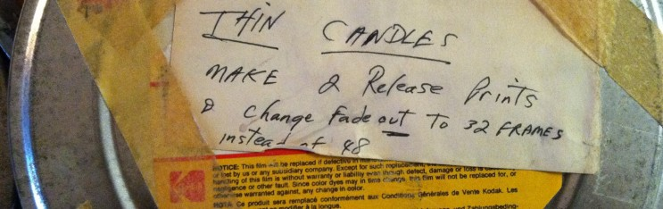 3/1/12: Film Canister Mysteries