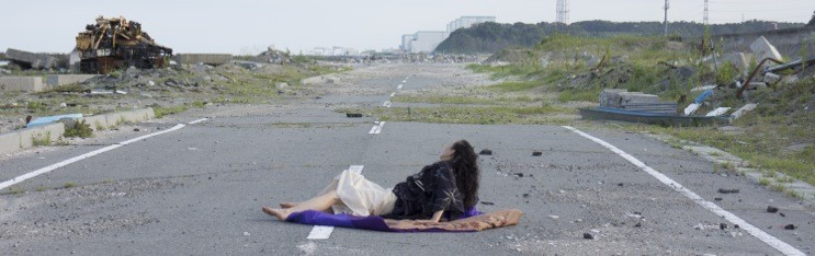 A Body in Fukushima: Summer 2014
