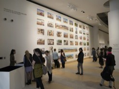 A BODY  IN FUKUSHIMA PAFA Exhibition