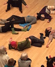 Delicious Movement Workshop during the Platform 2016