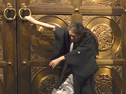 Remembering Fukushima:  Eiko's performance (Prologue)
